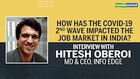 COVID second wave took us by surprise: InfoEdge CEO Hitesh Oberoi