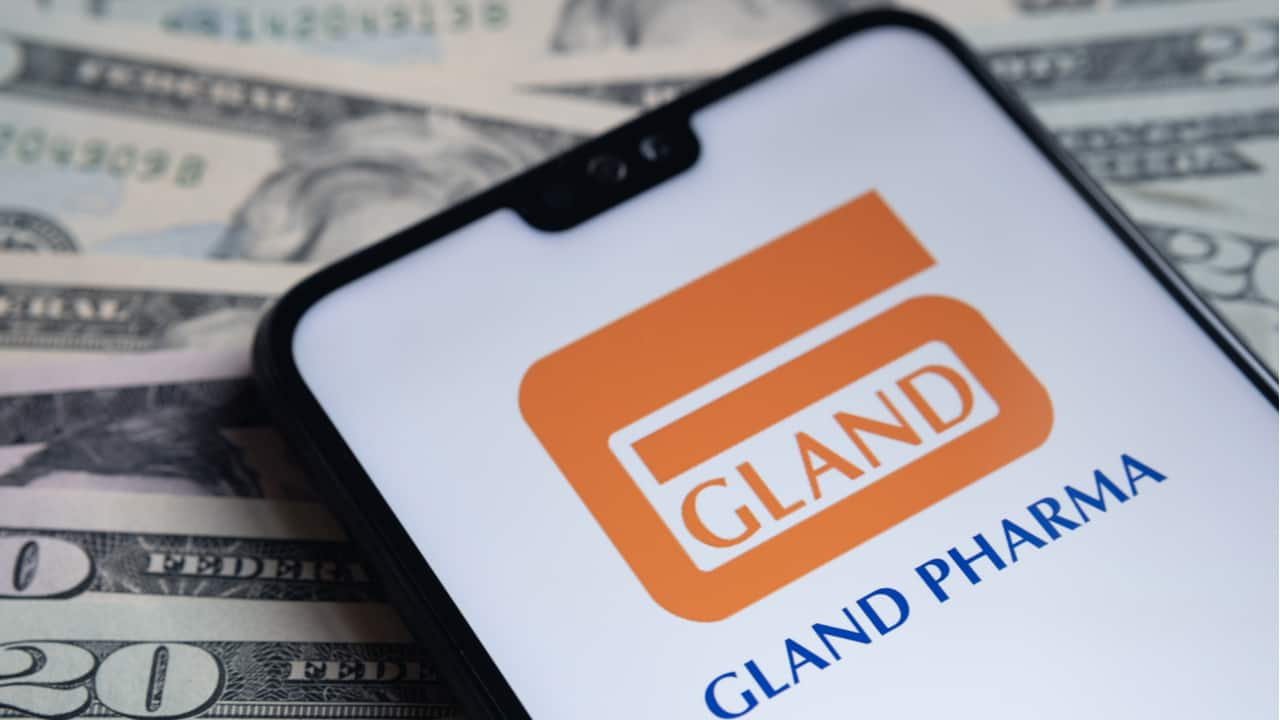 Gland Pharma: The company reported higher consolidated profit at Rs 350.65 crore in Q1FY22 against Rs 313.59 crore in Q1FY21, revenue rose to Rs 1,153.9 crore from Rs 884.2 crore YoY.