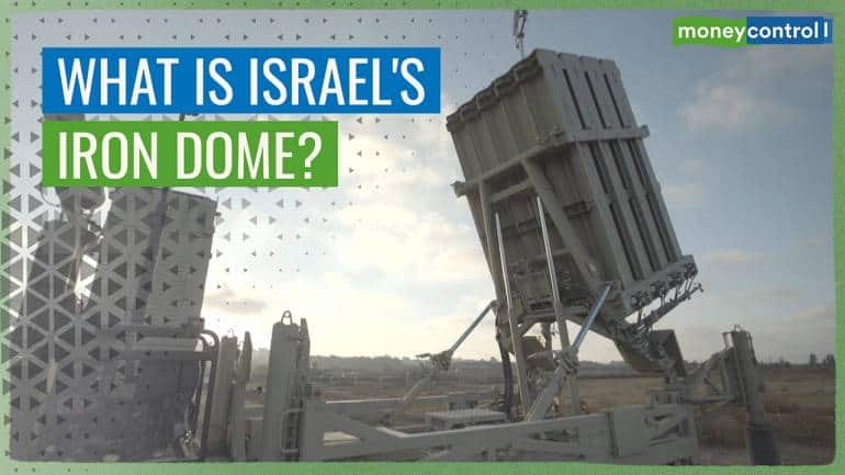 How Israel's Iron Dome defence system helps counter Hamas' rocket attacks