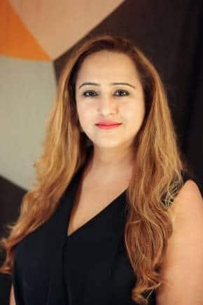 Ruchi Sally of fashion shoes maker Melissa India.