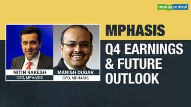 Mphasis Ups FY22 Margin Guidance, Deal Pipeline Remains Strong