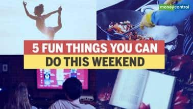 Watch: A quick guide to plan your weekend