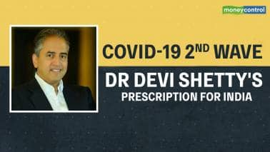 Dr Devi Shetty's mantra to fight the pandemic: 3 point vaccine plan & double the medical workforce