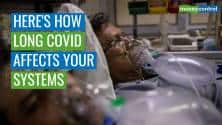 What are the disastrous effects of Long COVID?