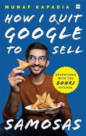 munaf kapadia book cover why I quit google