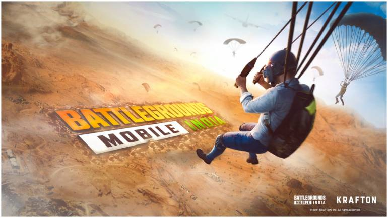 Battlegrounds Mobile India hits 50 million downloads on the Google Play Store