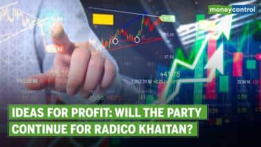 Ideas For Profit | Radico Khaitan: A stock in high spirits; Stay invested or sell on rally?