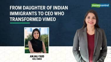 Anjali Sud interview | From daughter of Indian immigrants to CEO who transformed Vimeo