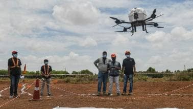 Drones get a major policy boost in India