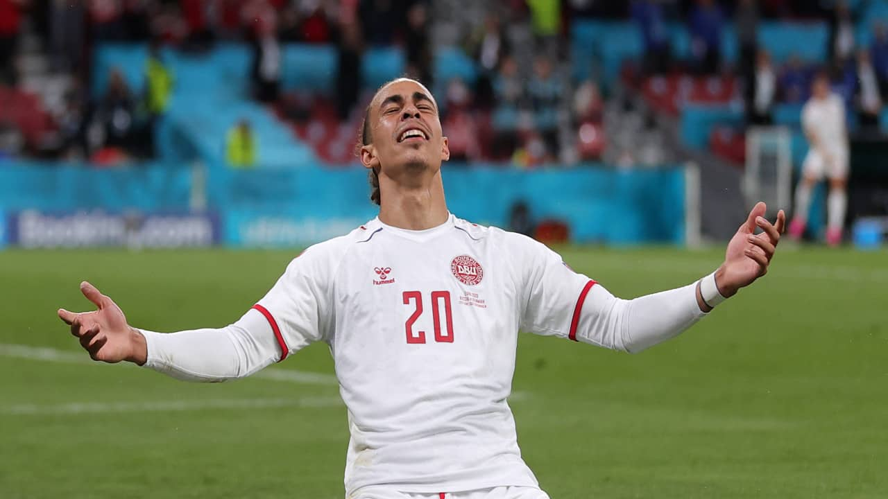 Against Russia, Denmark were once again at their best, but this time, they made their shots count. Against Belgium, they had twenty-one shots on goal, but only five were on target. Against Russia, they had sixteen shots on goal with ten on target. That made all the difference. (Image: Reuters)
