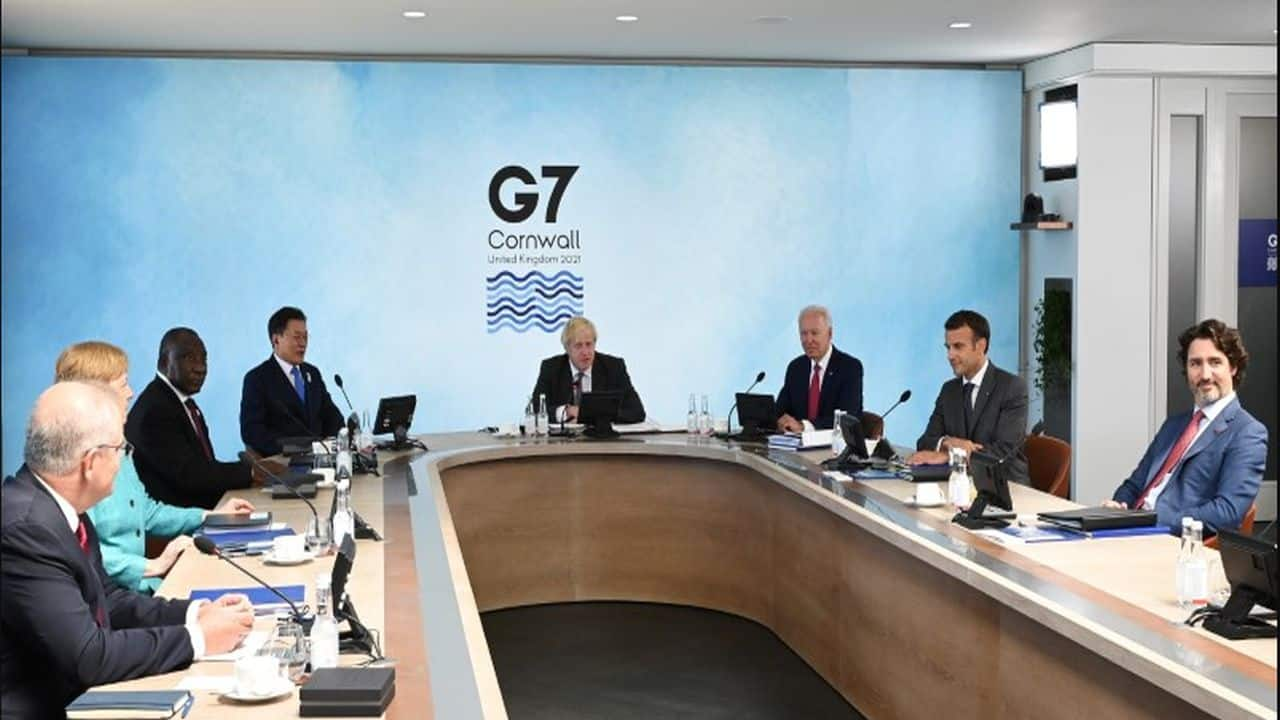 G7 plan to dislodge China as biggest source of infrastructure funding to benefit India