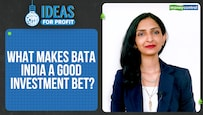 Ideas For Profit | Bata India: Is the footwear stock poised for a strong comeback?