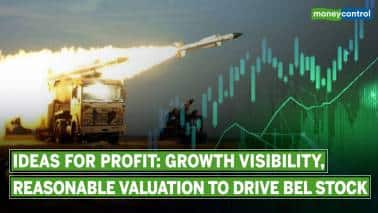 Ideas For Profit | BEL: Robust order book, dominant position in defence sector to aid stock upside