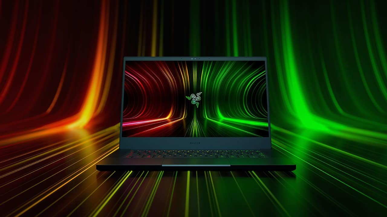 E3 2021 | Razer unveils Blade 14 AMD gaming laptop, Raptor 27 monitor, smart face mask with replaceable filter
