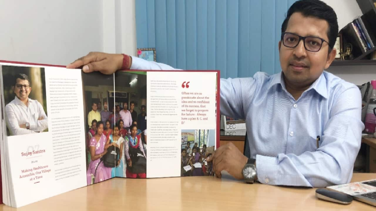 Our purpose is to bridge the rural-urban divide in healthcare delivery: Sujay Santra of iKure