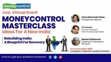 Moneycontrol Masterclass | How can India bounce back after second wave?