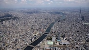 Tokyo Olympics | Stunning aerial shots of the host city and the venues