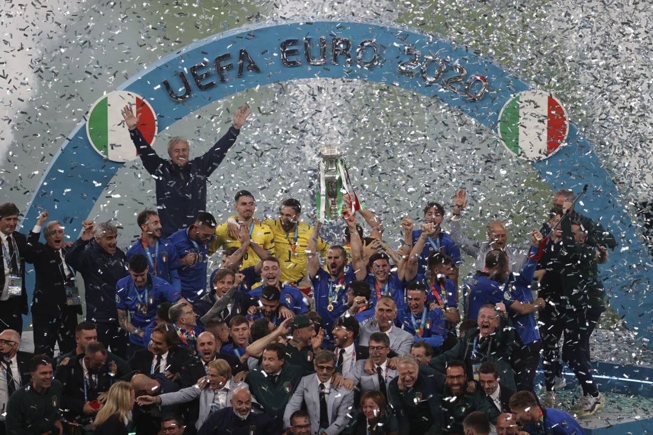 Euro 2020 Final: Italy conquer England in England to become European champions
