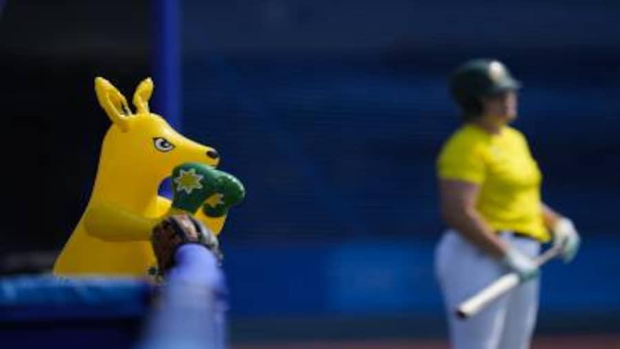 In Pics | Tokyo Olympics | Meet Skippy, the boxing Kangaroo from Australia
