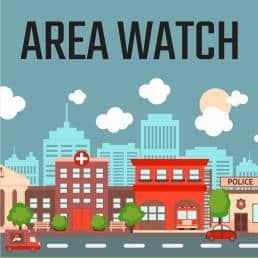 Area Watch logo