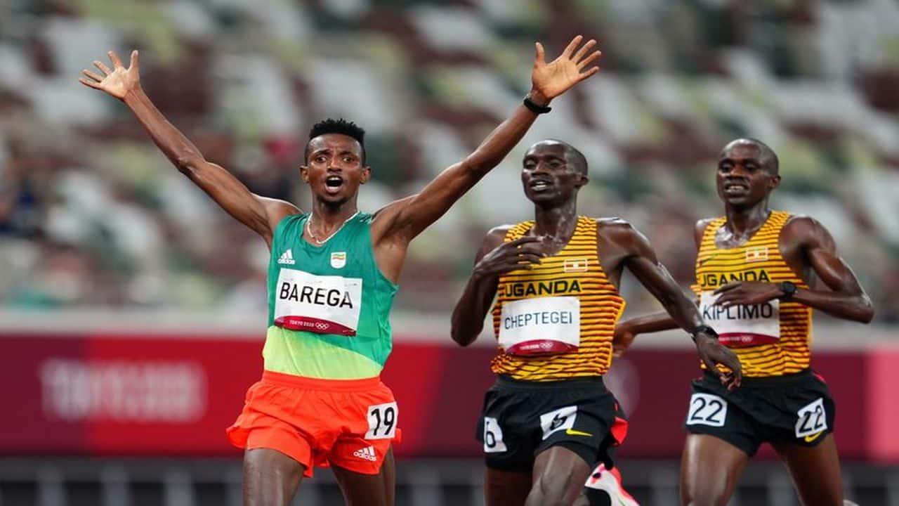 Tokyo Olympics 2020 |Athletics: Ethiopian Barega upsets Cheptegei to win shock 10,000m gold