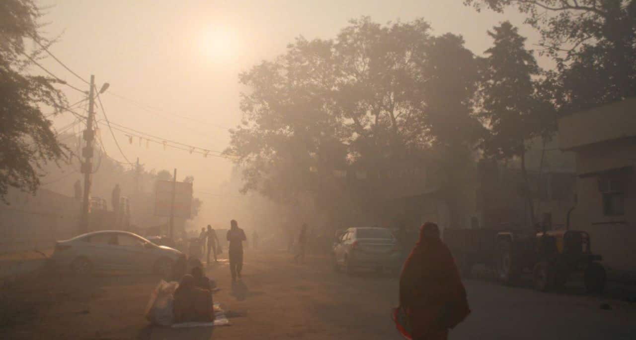 Delhi-born director Rahul Jain's 'Invisible Demons', about the lives of ordinary people in the air pollution-hit national capital, is part of the new Cinema for the Climate section at the festival.