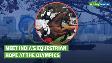 Meet Fouaad Mirza, the first Indian equestrian to qualify for the Olympics after two decades