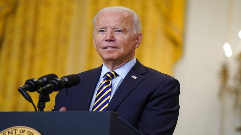 , Joe Biden says he is sure China will try to work out arrangement with Taliban, The World Live Breaking News Coverage & Updates IN ENGLISH