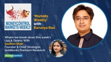 Moneycontrol Markets Weekly   Nifty, Sensex remain muted; Mid Cap, Real Estate and IT stocks in focus