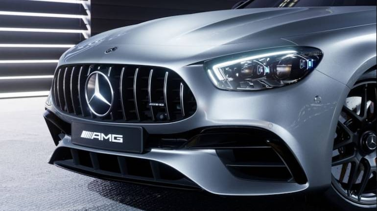 The Mercedes-AMG E 53. Daimler said it is set to overhaul its global strategy for Mercedes-Benz on Thursday, July 22, 2021.