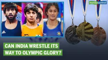 How Indian wrestlers are getting ready to clinch top spot in India's Olympics history