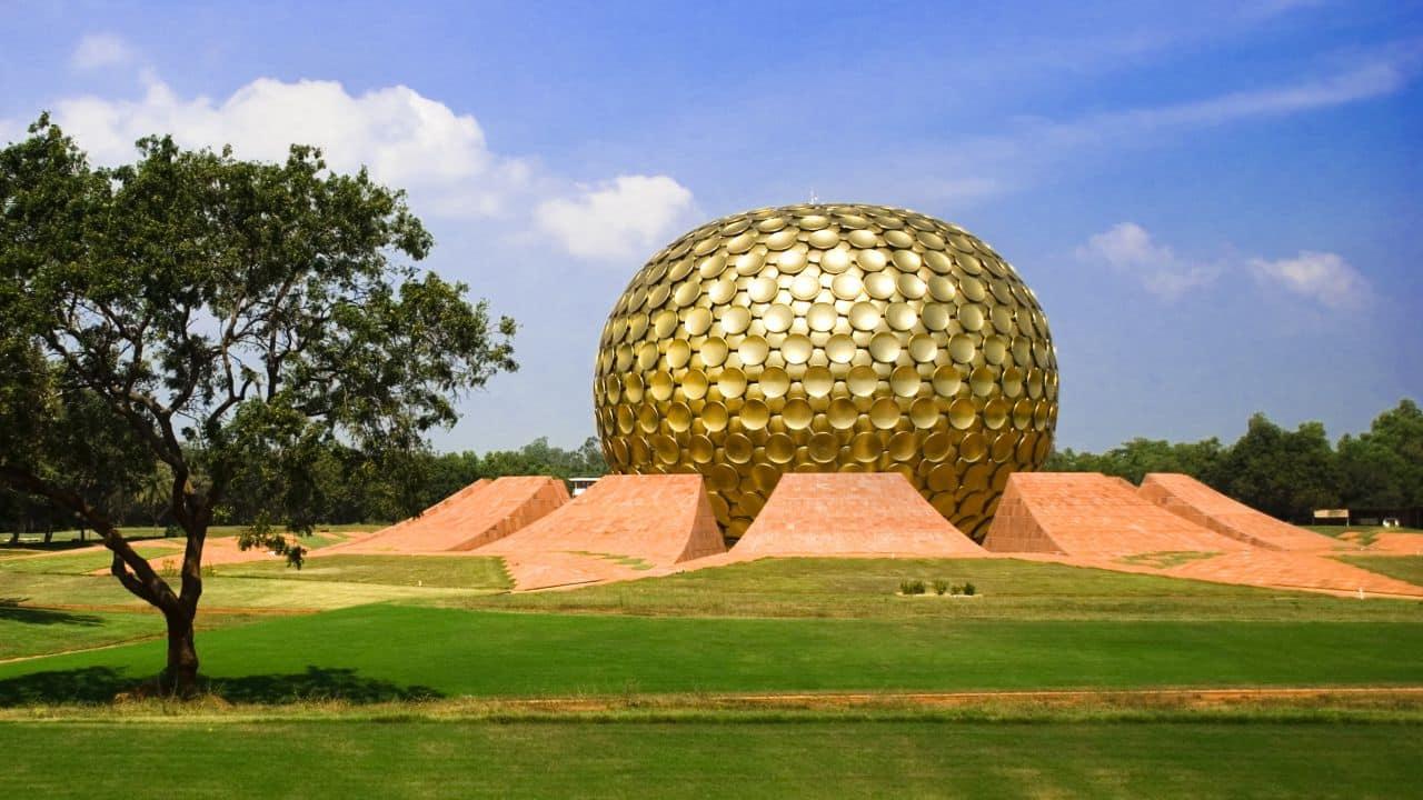 Pondicherry Auroville