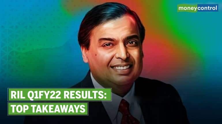 Key highlights of Reliance Industries' Q1 results