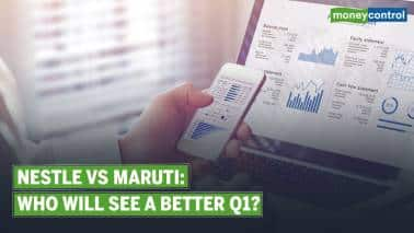 Q1 Nifty Earnings | Maruti Suzuki & Nestle results preview