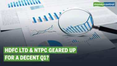 Nifty Q1 preview | Steady results likely for NTPC & HDFC Ltd
