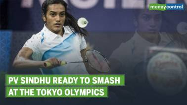 PV Sindhu on her Olympics preparations and dealing with pressure