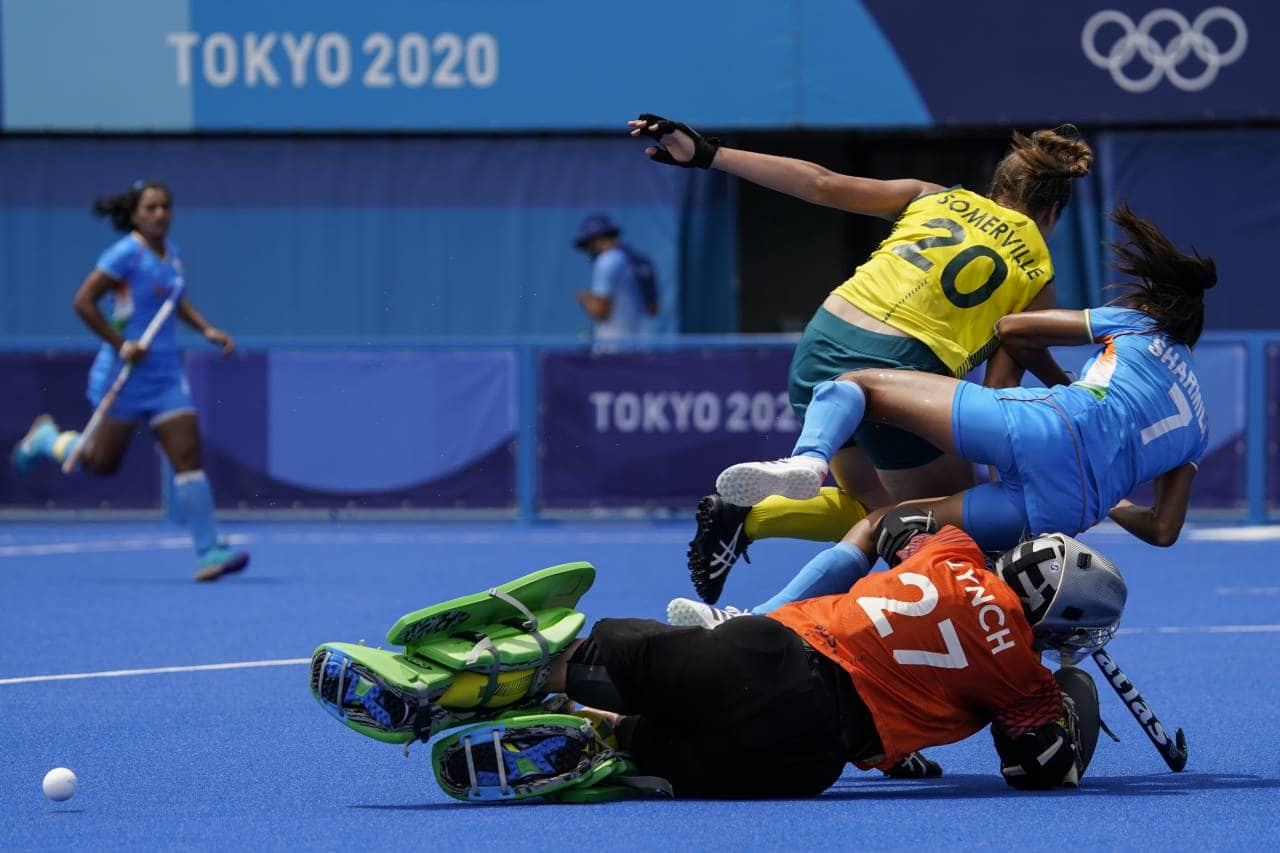 Tokyo Olympics 2021 Day 10 highlights: India beat Australia 1-0 to reach semi-finals in women's hockeyu