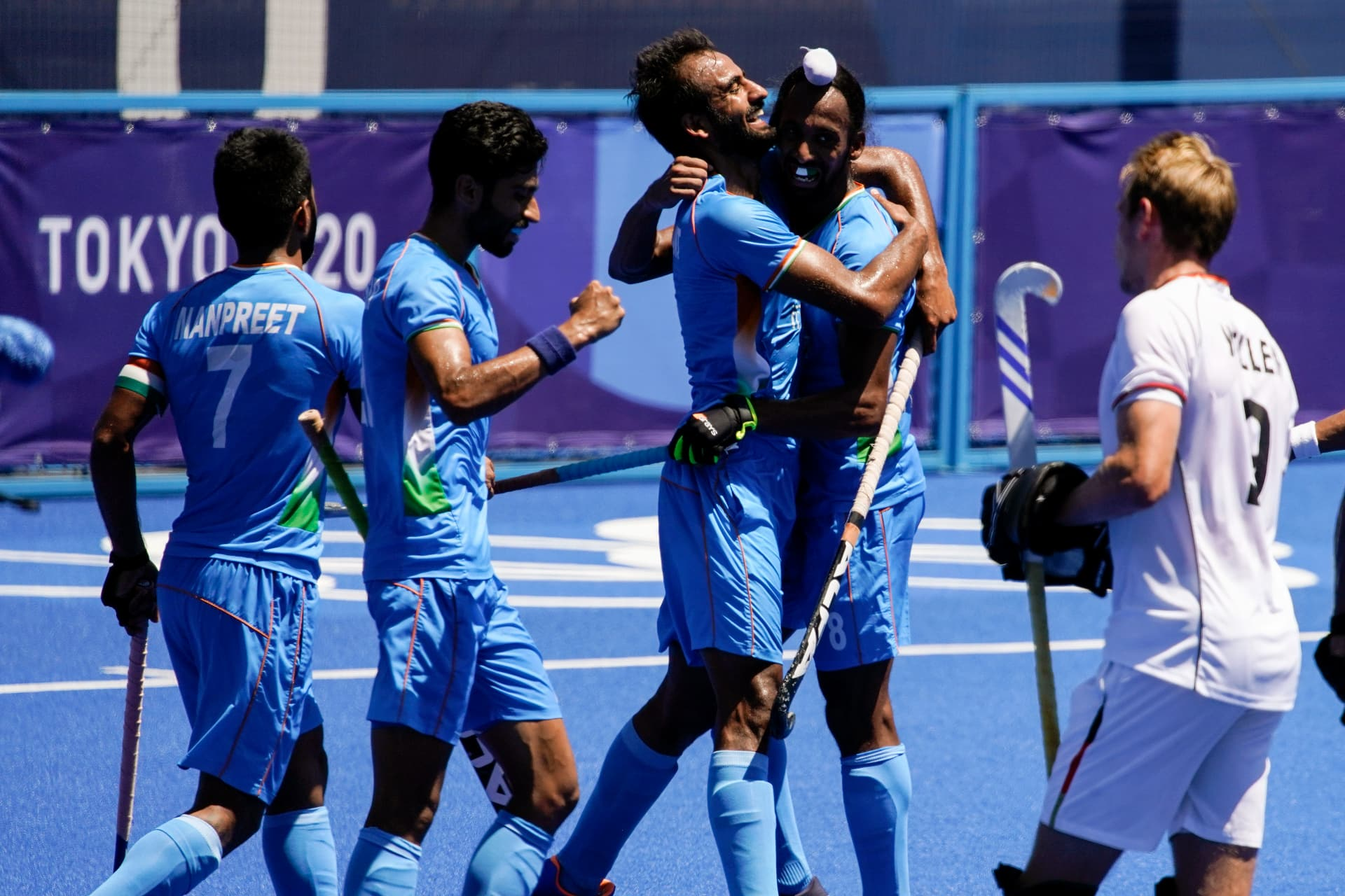 Tokyo Olympics 2020 Day 13 Highlights: Ravi Kumar Dahiya wins silver, India win historic bronze in Men's hockey