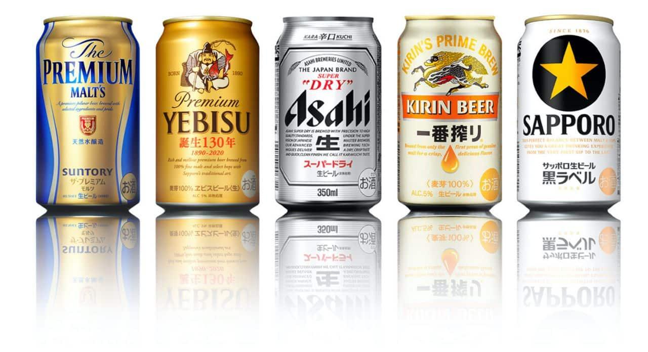 Beers to drink in Tokyo Japan International Beer Day