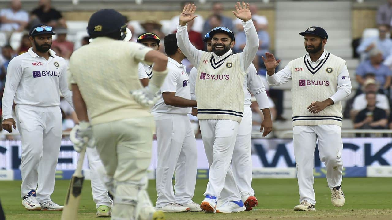 India's bowling is the best ever and they proved it at The Oval