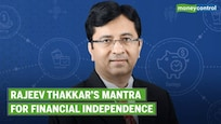 Tips to become financially independent, according to top fund manager Rajeev Thakkar