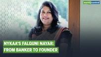 Meet Falguni Nayar, the brain behind Nykaa, the only profitable unicorn to go public