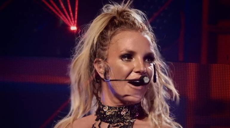 Britney Spears at the 2016 Apple Music Festival in London. (Photo: Drew de F Fawkes via Wikimedia Commons 2.0)
