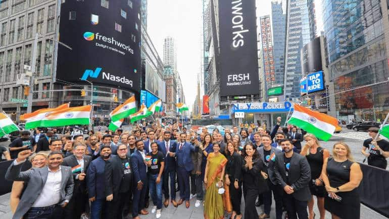 Freshworks' listing is a defining moment for India's IT sector