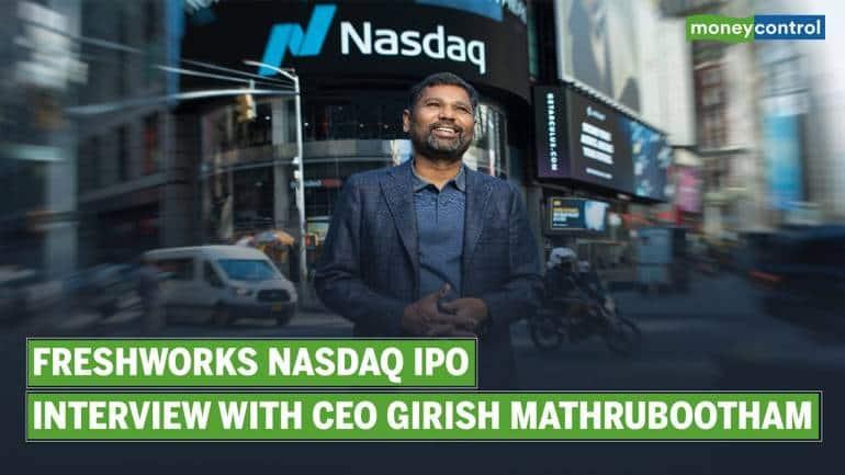Freshworks IPO creates 500 crorepatis in India: CEO Girish Mathrubootham