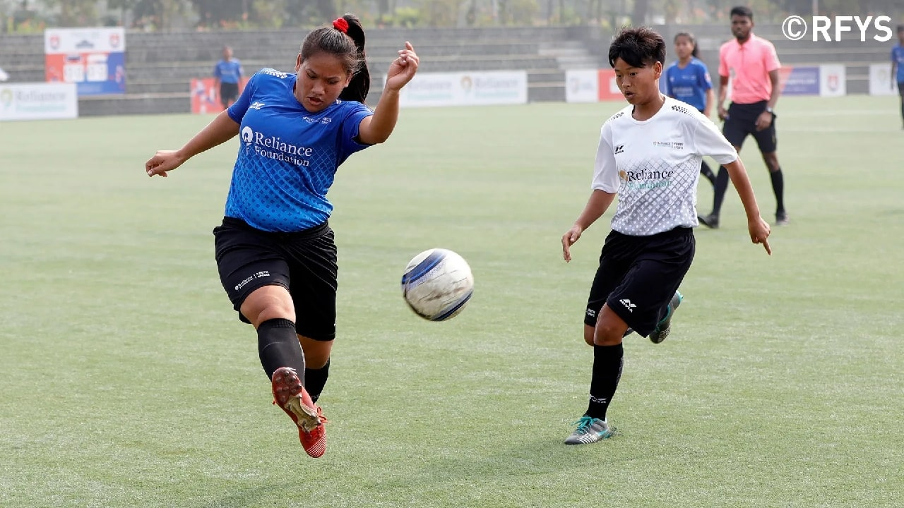 Representative Image (Source: Reliance Foundation Youth Sports)