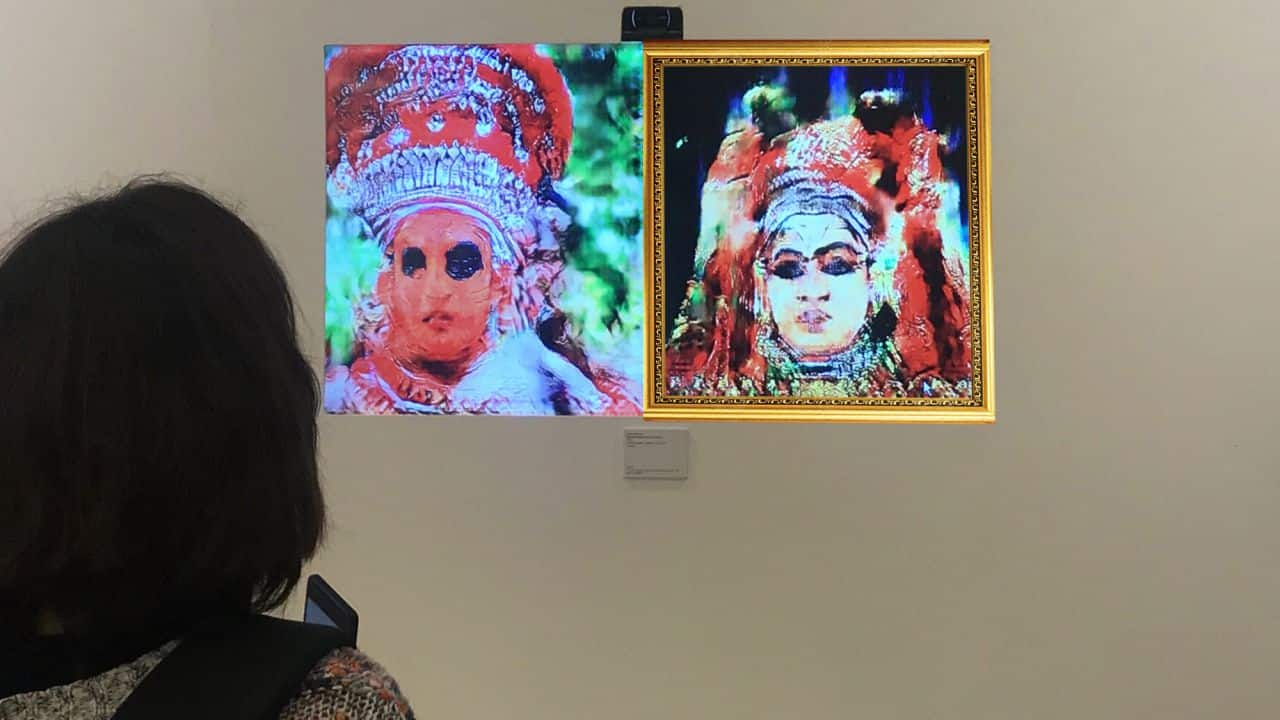 Hello World | Coming soon: India's first solo AI art show