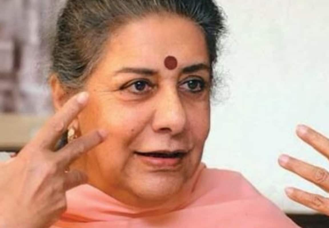Ambika Soni declines to become Punjab CM, suggests a Sikh for the post