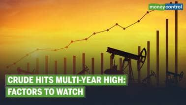 Crude oil at multi-year high; what's the impact on India?