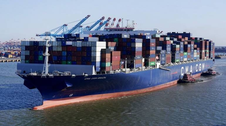 , Industry group backs global carbon price for large ships, The World Live Breaking News Coverage & Updates IN ENGLISH